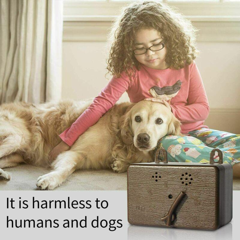 Anti Barking Control Device,Ultrasonic Dog Bark Deterrent,Upgrade Mini Sonic Ant