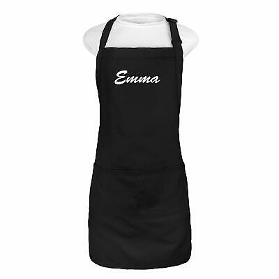 Kaufman - Personalized High-Quality  Apron adjustable neck two pockets (Twill) ()