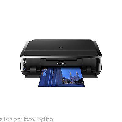 Canon Pixma iP7250 Colour Inkjet Photo Printer, Wi-Fi Photolab Usb & Inks inc