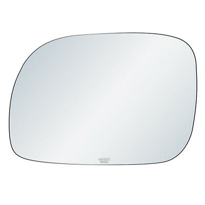 Driver Side Mirror Glass Fits Grand Voyager Caravan Town Country Replacement