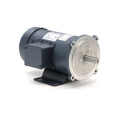 Leeson 098009.00 Electric Motor 56c 34 Hp 2500 Rpm 90 Volt Vdc Dc