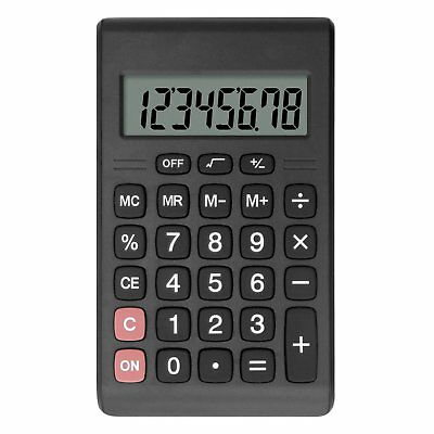 Helect Mini Calculator Compact Design Handheld Portable with