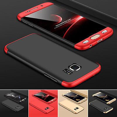 Hülle für Samsung Galaxy S6 / S6 Edge Full Cover 360 Grad Handy Schutz