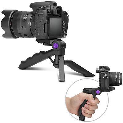 Altura Photo Mini Tripod Tabletop Stand Pistol Grip for Canon Nikon Sony Camera