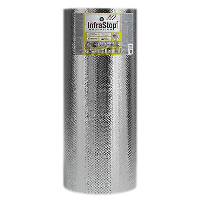Infrastop 48 X 100 Double Bubble Reflective Foil Insulation