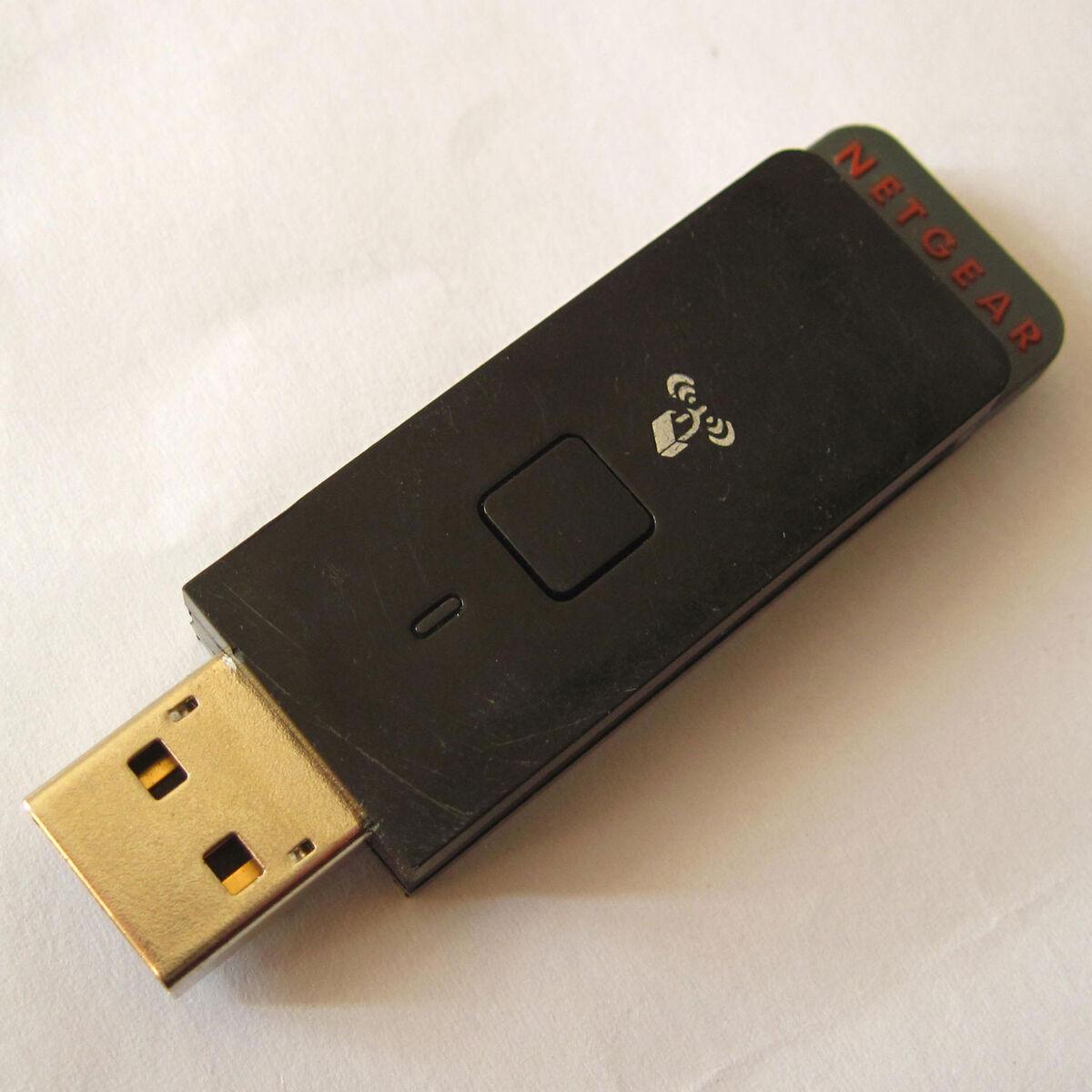 Netgear Wireless N 150Mbps N150 USB 2 0 Wireless WiFi Network Adapter WNA1100