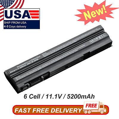Battery for Dell Latitude E6440 E5420 E5430 E5520 E5530 E6420 E6430 E6520 NHXVW