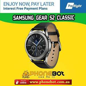 Barely Used Samsung Gear S3 Classic Watch With Warranty@Phonebot Preston Darebin Area Preview