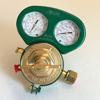 Victor Heavy Duty Oxygen Regulator W Metal Gauge Guard Sr450d-540 1429-0056