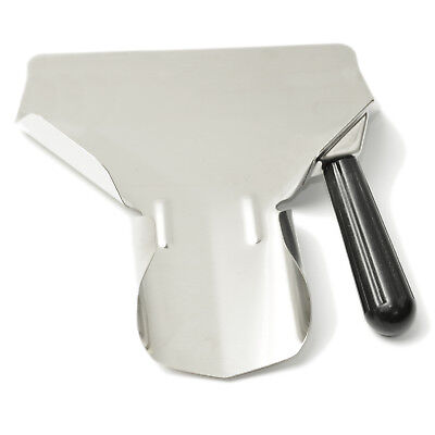 Commercial Stainless Steel French Fry Scoop Chip Popcorn Bagger Right Handle
