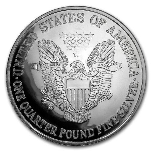 4 oz Silver Round - 2016 Silver Eagle (w/Box & COA) - SKU#158744