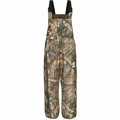3ce9d9cc5cd75 ScentLok Mens Prevent Waterproof Insulated Hunting Bibs Realtree Xtra Size  Large