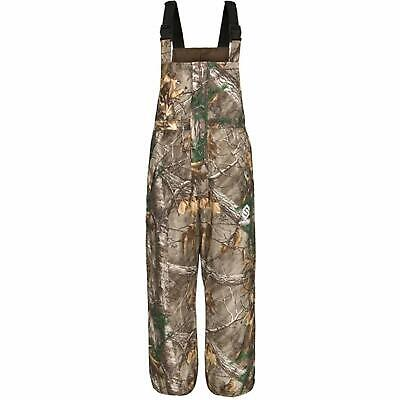 9d29cd2576341 ScentLok Mens Prevent Waterproof Insulated Hunting Bibs Realtree Xtra Size  Large