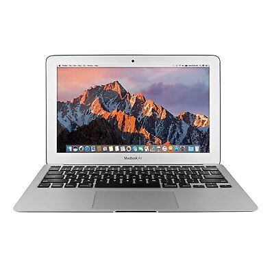 Apple MacBook Air Core i5 1.6GHz 4GB RAM 128GB SSD 11