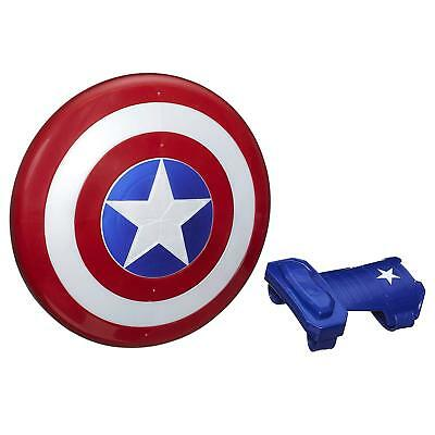 Captain America Magnetic Shield Gauntlet Toy Set Toddler Kid Super Hero - Captain America Shields