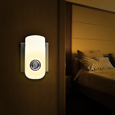 Etekcity® 3-in-1 Motion Detector LED Night Sensor Light Emergency Flashlight