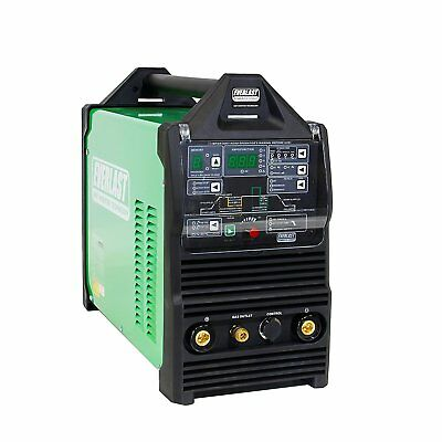 Powertig 325ext Gtaw-p 320amp Acdc Tig Stick Pulse Everlast Welder Nova Package