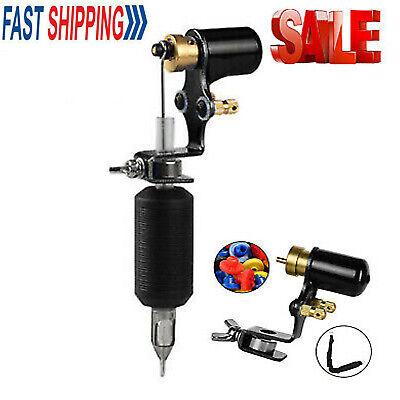 как выглядит Pro Complete Tattoo Machine Kit Supply Power Needles Gun Grip Equipment Set USA фото