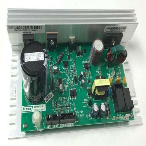 NordicTrack ProForm Treadmill Lower Motor Control Board Controller 391566
