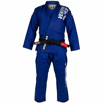 Venum Mens Challenger 4.0 BJJ Jiu Jitsu Gi - Royal Blue - A1