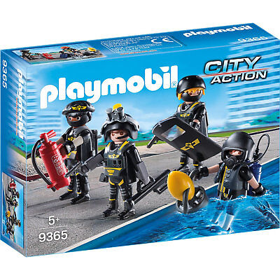 PLAYMOBIL 9365 - City Action - SEK-Team