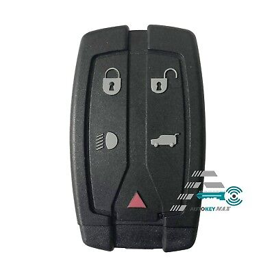 For 2008-2011 LAND ROVER LR2 Car Key Replacement Car Remote Key Fob Shell Case