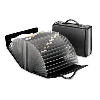 Pendaflex Portafile 26-Pocket Document Carrying Case 4 5/8 x 13 1/8 x 10 1/4
