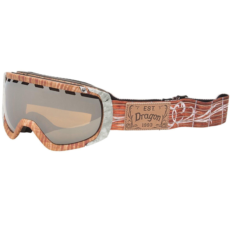 Dragon Rogue Goggles Winter Ski Snow Goggles Ionized Lens Danny Davis/Jet Ionized