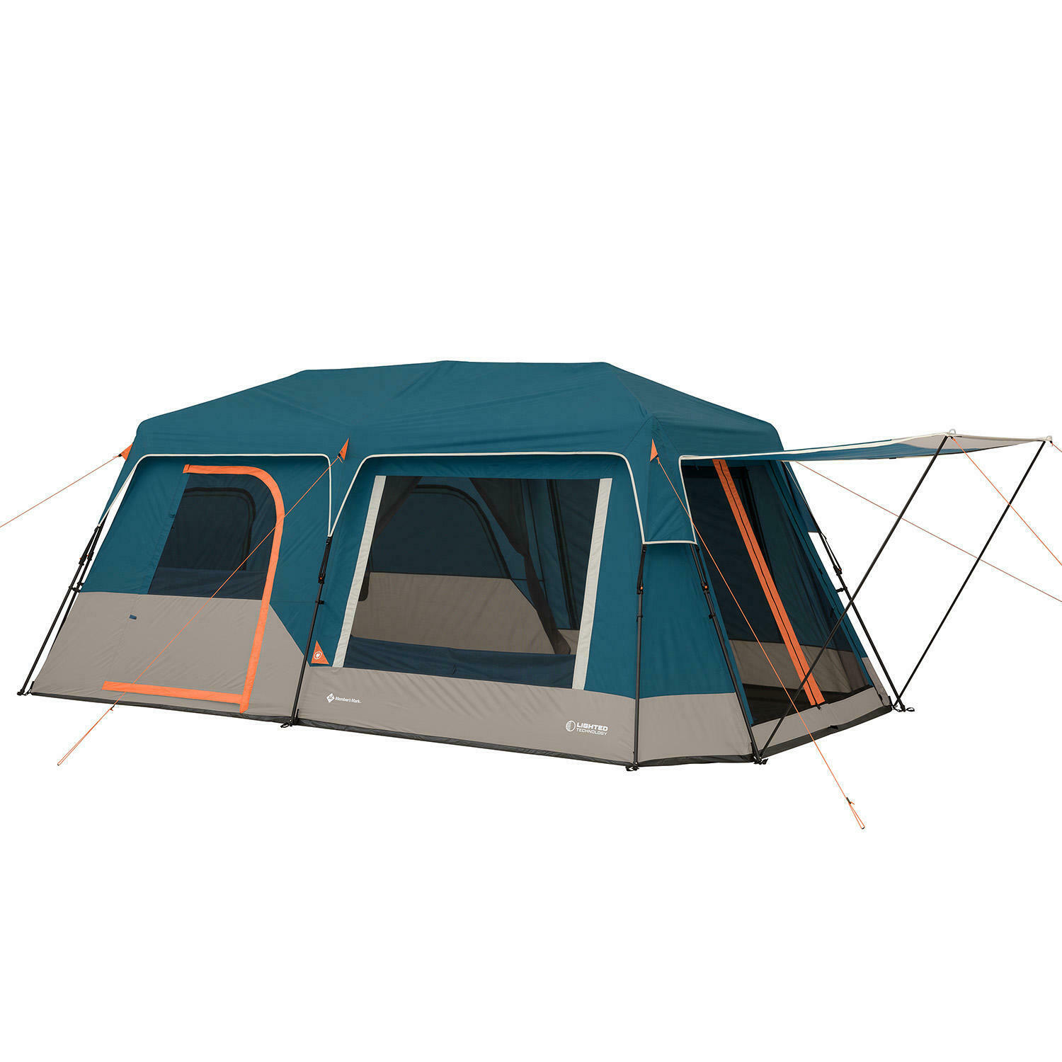 Member's Mark 12-Person Instant Lighted Tent
