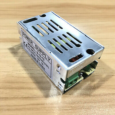 Ac 110v220v Dc 12v 1.25a 15w Voltage Transformer Switch Led Strip Power Supply