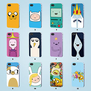 ADVENTURE-TIME-FINN-JAKE-BMO-Bubblegum-Gunter-iPhone-Samsung-Galaxy-COVER-CASE