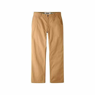 Mountain Khakis Men's Original Mountain Pant Relaxed Fit RANCH/Beige *Organic Mountain Khakis Ranch