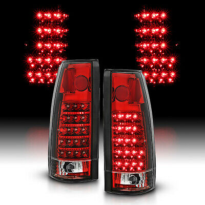 1988-1999 Chevy C/K C10 1500/2500/3500 Blazer Escalade LED Tail Lights Pair