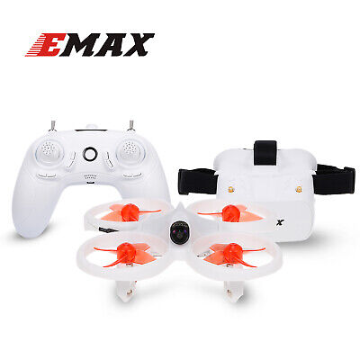 EMAX EZ Pilot Drone for Beginner Indoor with 600TVL Camera FPV Glasses NEW E5A2