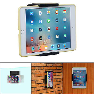 TFY Kitchen Universal Phone Wall Mount Tablet Holder for i Pad Pro 10.5 Inch