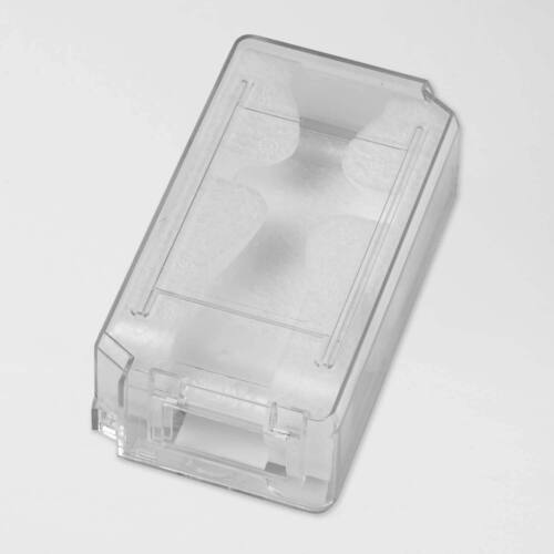 Plastic Watch Coffin Case for Rolex
