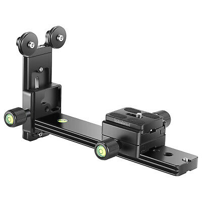 Neewer Telephoto Lens Support Bracket Quick Shoe Plate Long-Focus Stand Holder