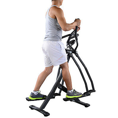 Air Walker Gravity Exercise Toner Cross Trainer Workout Machine Strider Fitness