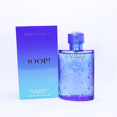 Nightflight 4.2 Ounce Spray - JOOP NIGHTFLIGHT * Joop! * Cologne for Men * 4.2 oz * NEW IN BOX