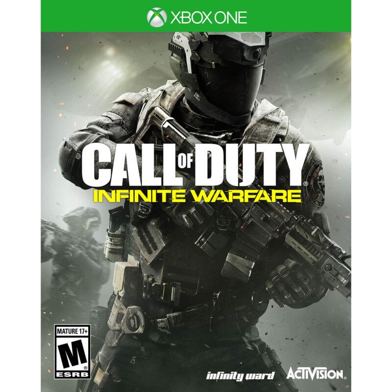 Call of Duty: Infinite Warfare Xbox One [Factory Refurbished]