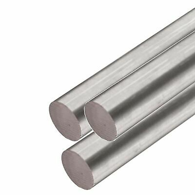 316 Stainless Steel Round Rod 0.093 332 Inch X 12 Feet 3 Pieces 48 Long