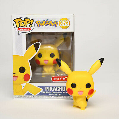 Pikachu Games For Kids (Funko Pop Games Pokemon Pikachu Vinyl Figure with Retail Box Toy Gifts for)
