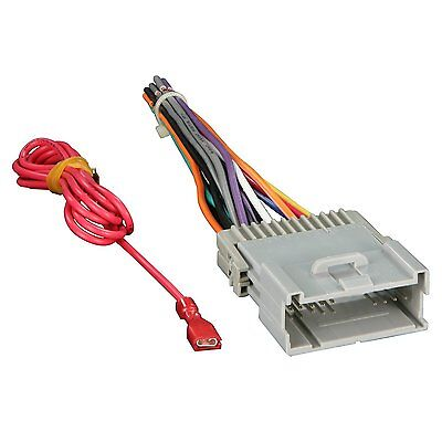 Pro Trucker Radio Wiring Harness For GM 98-08 Harness ()