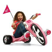 Radio Flyer Big Flyer, Pink