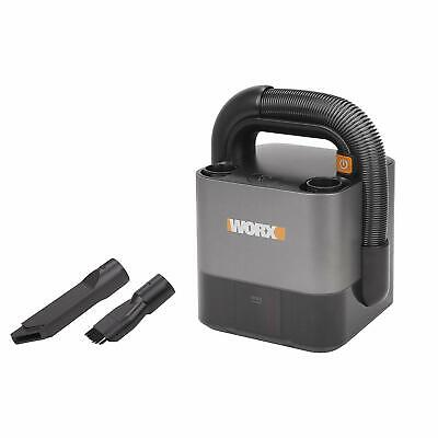 WORX WX030L.9 20V Portable Vacuum - Tool Only (No Battery or Charger)