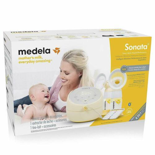 Open Box - MEDELA SONATA Smart Portable BREAST PUMP Bluetooth - 58200