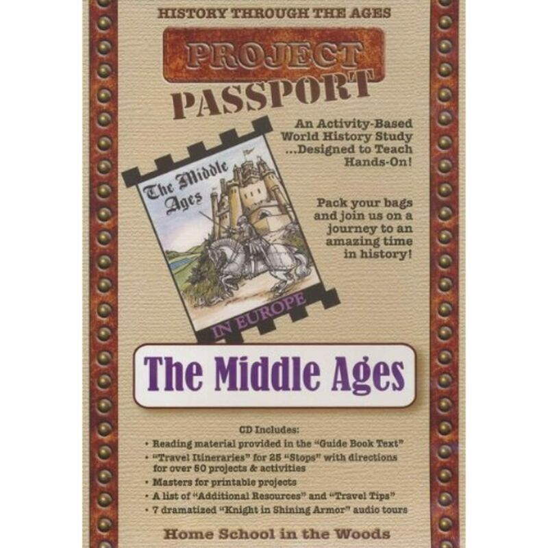 Project Passport - The Middle Ages CD (Project Passport) NEW