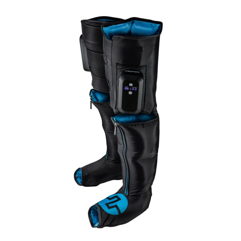 Compex Ayre- Massage Compression Rapid Recovery Boot - Wireless, Rechargeable