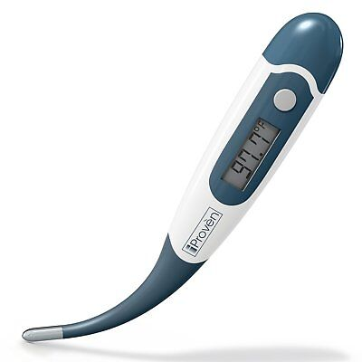Best Digital Thermometer for Rectal Oral Axillary Measurement iProvèn DT-K117A