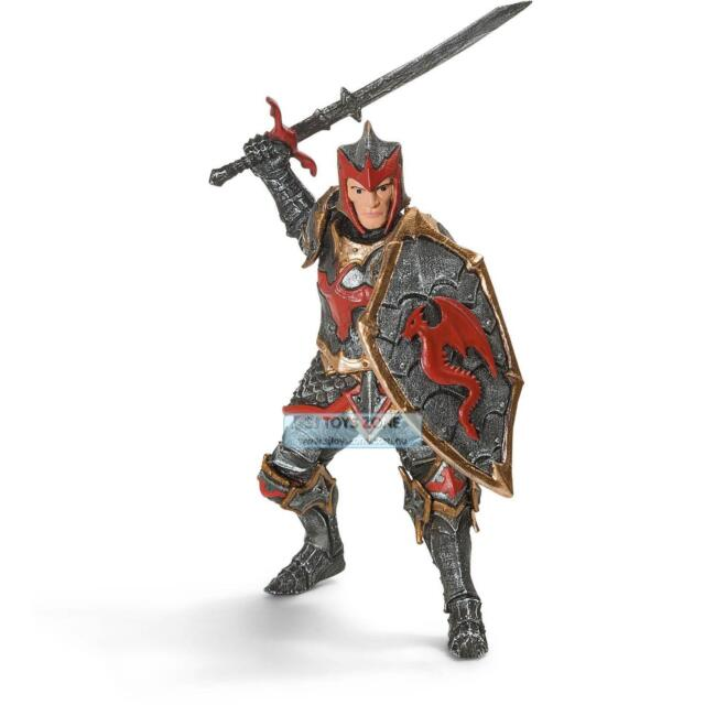 Schleich - Dragon Knight with Sword Toy Figure